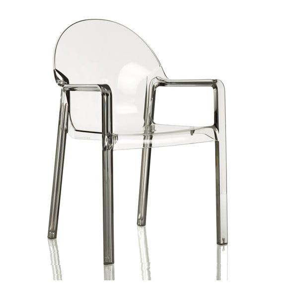 Przezroczyste krzesło Magis Tosca