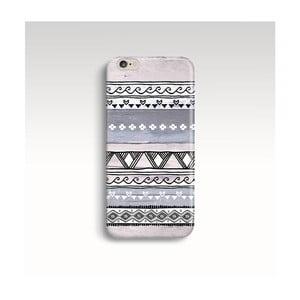 Etui na telefon Wooden Tribal na iPhone 6/6S