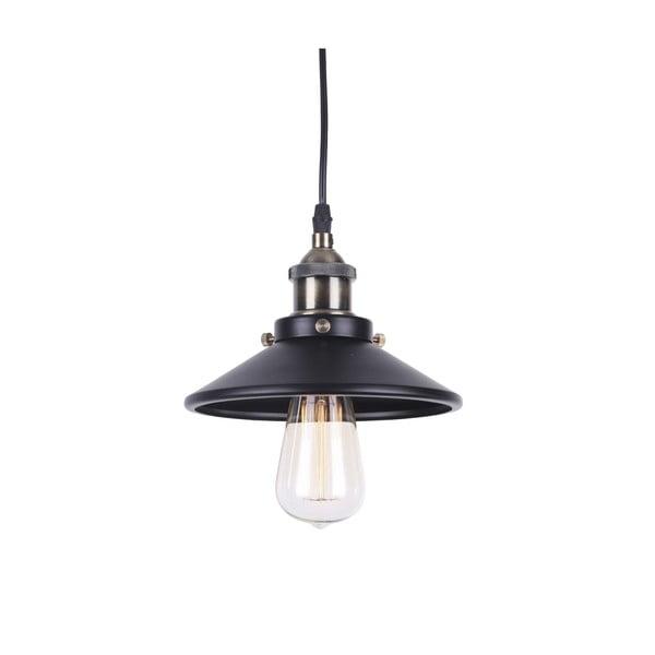 Lampa sufitowa Vintage Capra Noir