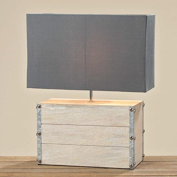 Lampa stołowa Ben, 46 cm