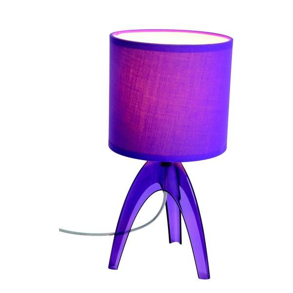 Lampa stołowa Meteo Purple