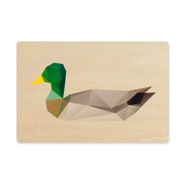 Obraz Artboard Duck, A7