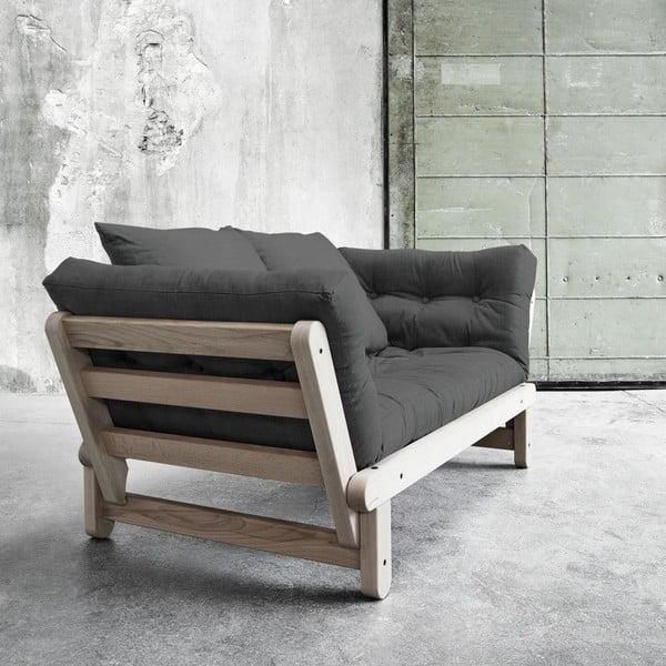 Sofa rozkładana Beat Beech/Dark