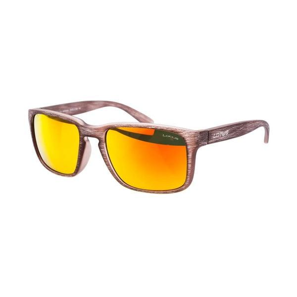 Męskie okulary przeciwsłoneczne Lotus L758603 Marron