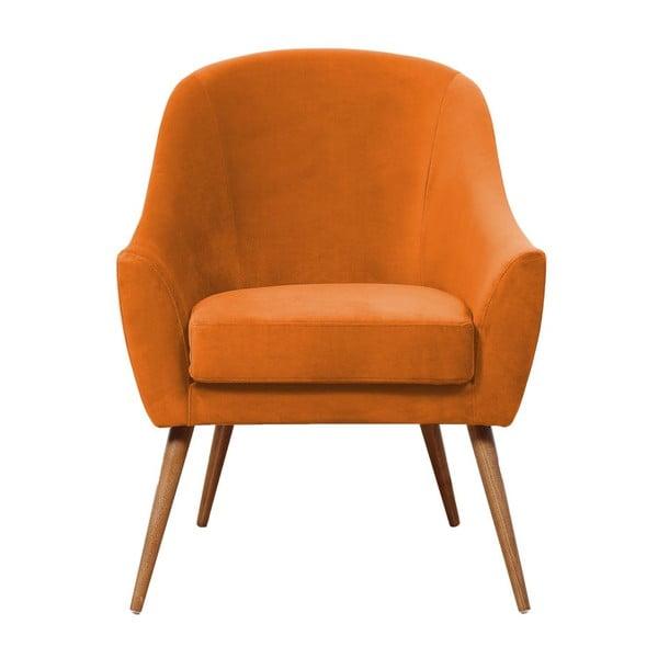 Fotel Herman Orange