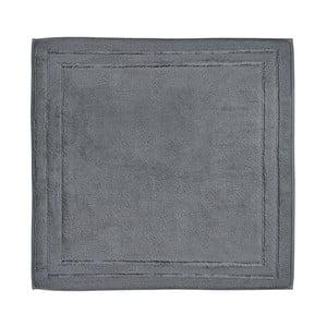 Ciemnoszary dywanik łazienkowy Aquanova Riga, 60x60 cm