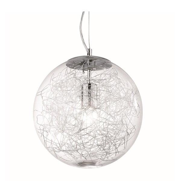 Lampa wisząca Evergreen Lights Clear Glass