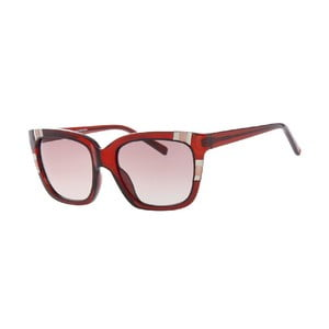 Damskie okulary przeciwsłoneczne Guess GU7270-BRN34