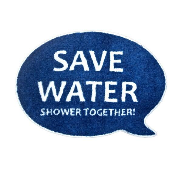 Dywanik łazienkowy Save The Water