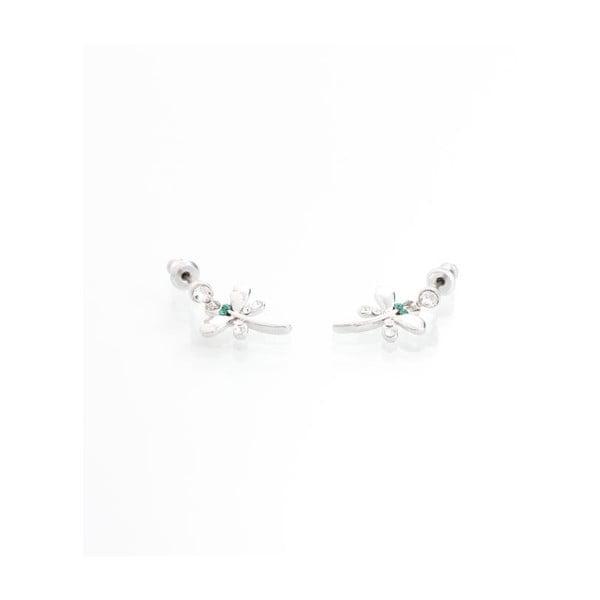 Kolczyki z kryształami Swarovskiego Yasmine Dragonfly