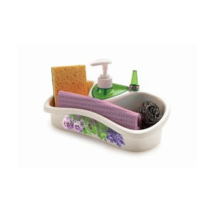 Przybornik do mycia naczyń z dozownikiem płynu Snips