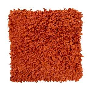 Poduszka Dutch Décor Romano, 45x45 cm, pomarańczowa