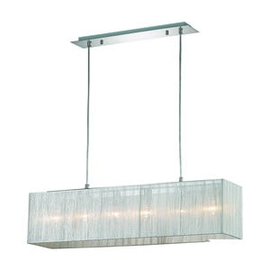 Lampa wisząca Evergreen Lights Organza