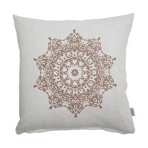 Poduszka Oriental Basic White, 45x45 cm