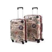 Zestaw 2 walizek Lois Negro
