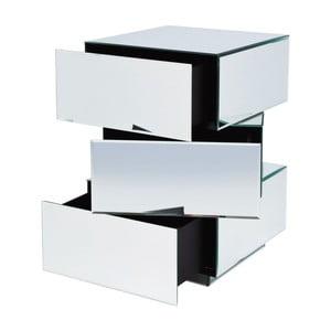 Mała komoda lustrzana Kare Design Cubo
