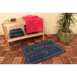 Komplet 4 ręczników i dywanika łazienkowego U.S. Polo Assn. Family R&B
