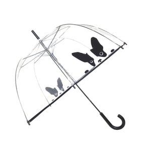 Przezroczysty parasol Susino Bulldog