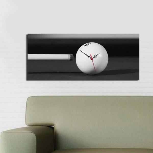 Obraz z zegarem Bila