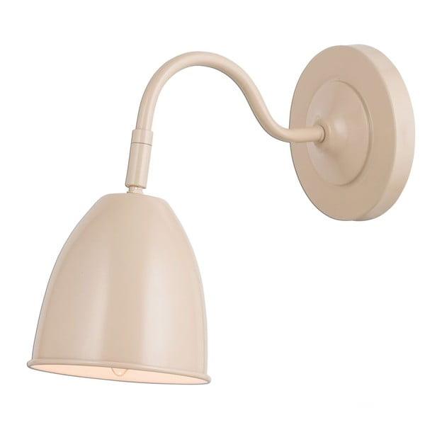 Lampa ścienna Listera Beige