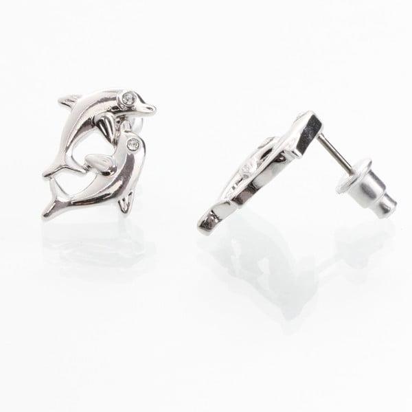 Kolczyki z kryształami Swarovski Elements Laura Bruni Dophnie