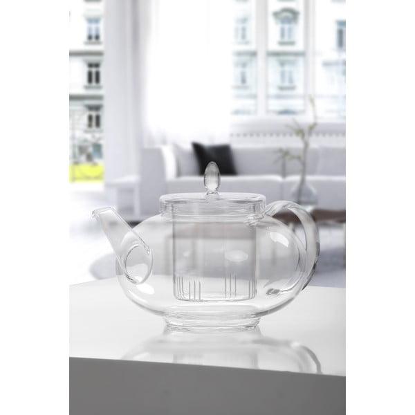 Szklany czajnik Sonnia, 1400 ml
