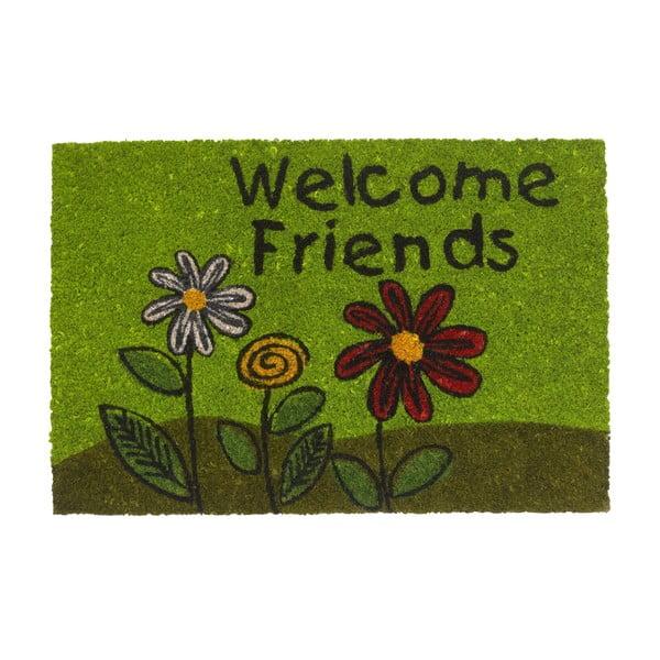 Wycieraczka Hamat Welcome Friends, 40x60 cm