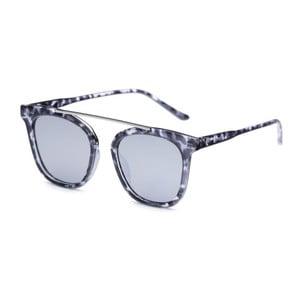 Okulary przeciwsłoneczne z szarymi oprawkami David LocCo Masstige Sassy