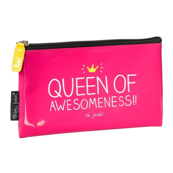 Saszetka Happy Jackson Pink Queen of Awesome
