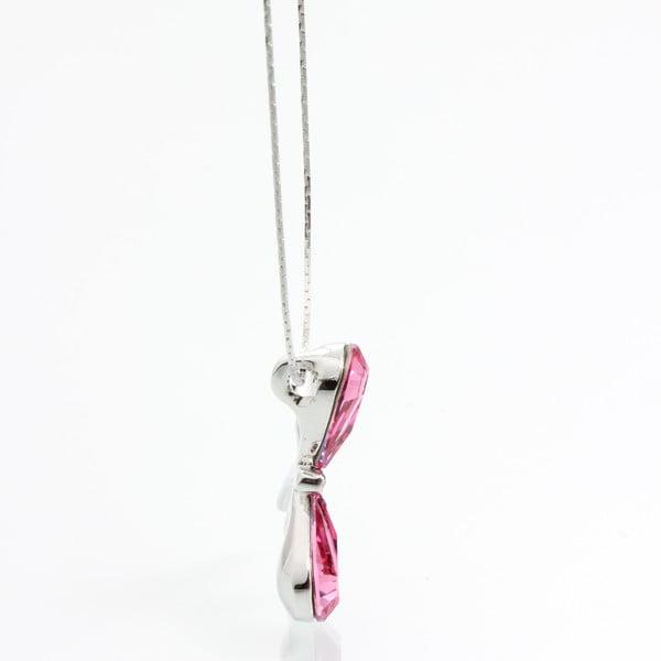 Naszyjnik z kryształami Swarovski Elements Laura Bruni Renee
