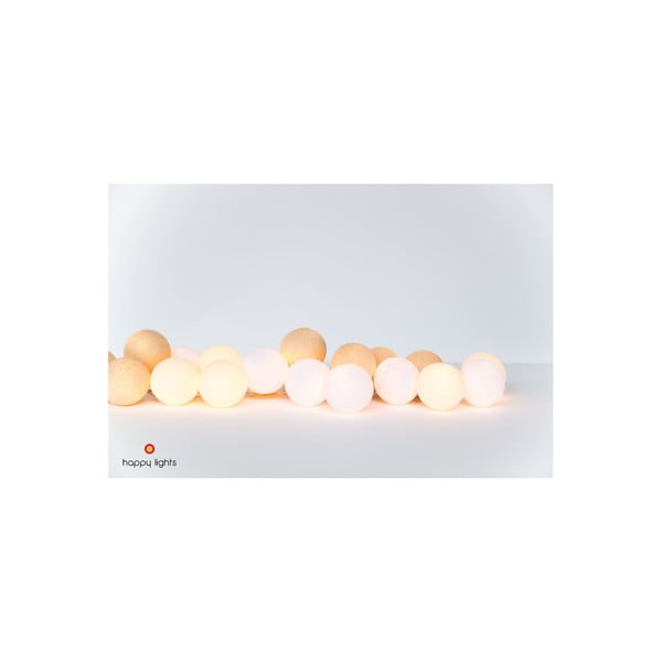 Girlanda świetlna Kandi, 20 światełek