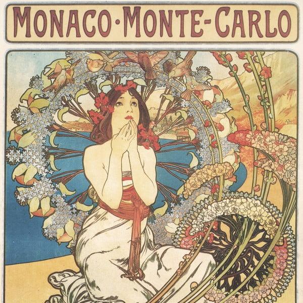 """Obraz """"Monaco - Monte Carlo"""""""