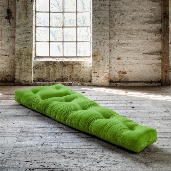 Fotel rozkładany Karup Loop Lime