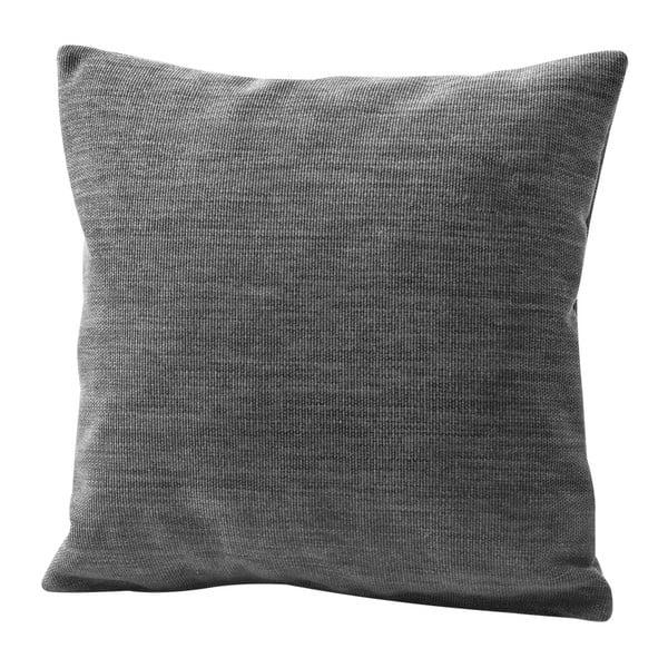 Szara poduszka z wypełnieniem Max Winzer Prag, 55x55 cm