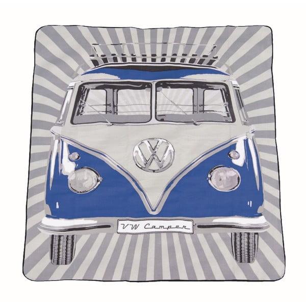Torba piknikowa z kocem VW Camper Blue