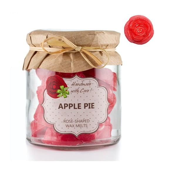 Zestaw 18 małych świeczek zapachowych Apple Pie