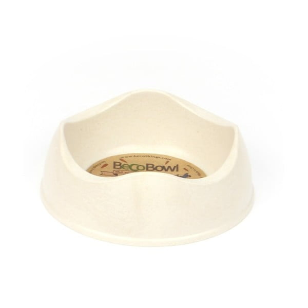 Miska dla psa/kota Beco Bowl 12 cm, naturalna