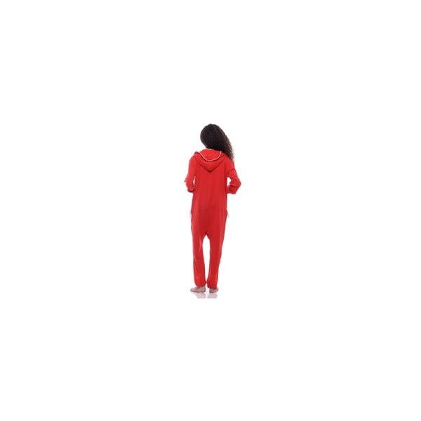 Kombinezon po domu Streetfly Thin Red, M, unisex