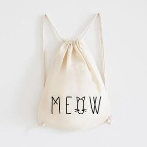 Plecak płócienny Meow