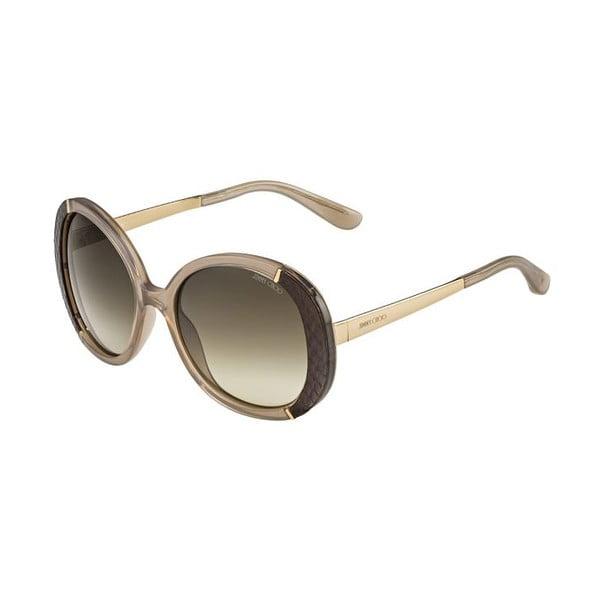 Okulary przeciwsłoneczne Jimmy Choo Millie Mud/Brown