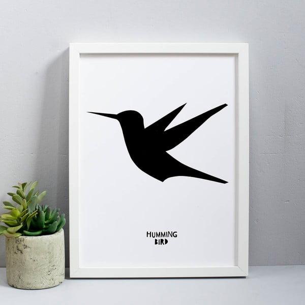 Plakat Karin Åkesson Design Humming Bird, 30x40 cm