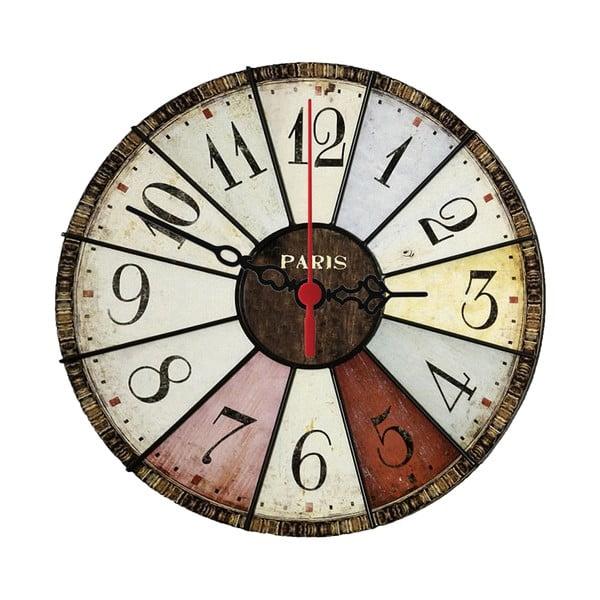 Zegar ścienny Vintage Paris, 30 cm