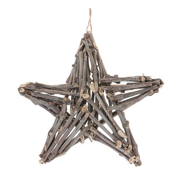 Dekoracyjna gwiazda Woodie