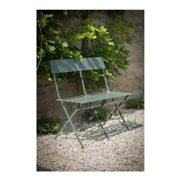 Ławeczka ogrodowa Bistro Green
