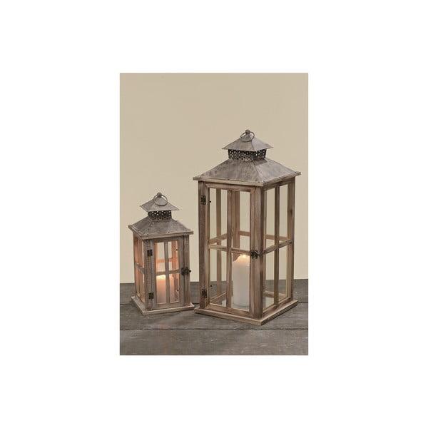 Komplet 2 lampionów Firola