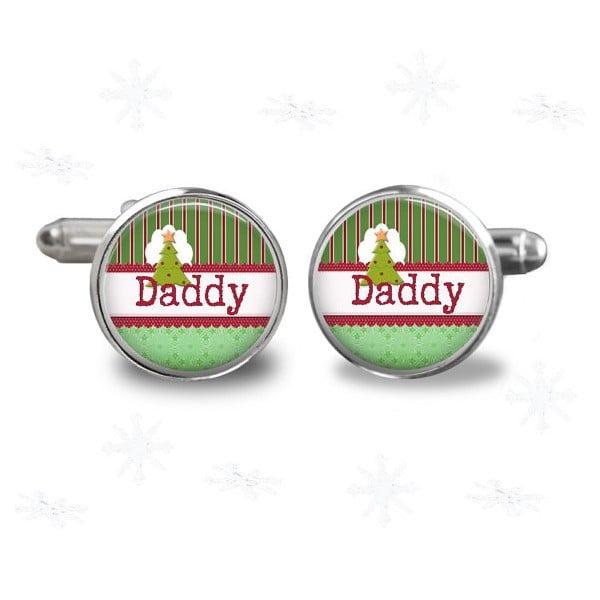 Spinki do mankietów Daddy