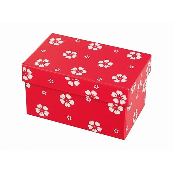 Pudełko na lunch Chiyo Red, 960 ml