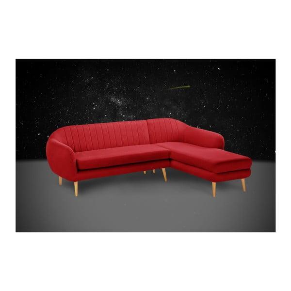 Narożnik prawostronny Comete Red