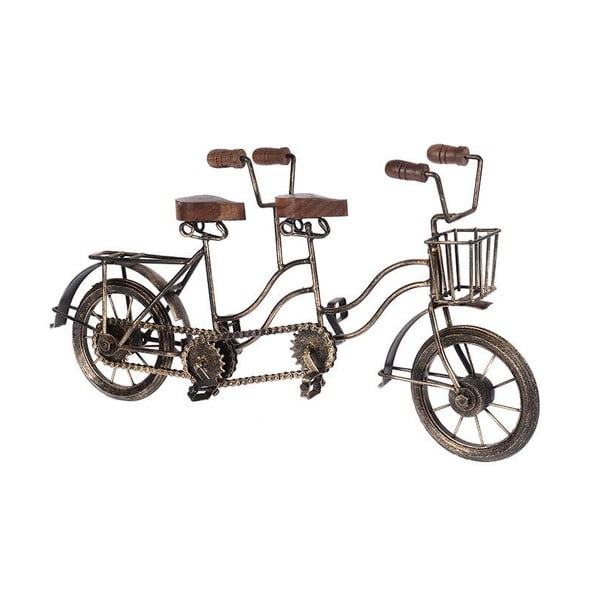 Dekoracyjna statuetka Wooden Bike