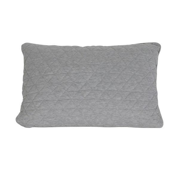 Poduszka Quilt Grey, 40x60 cm